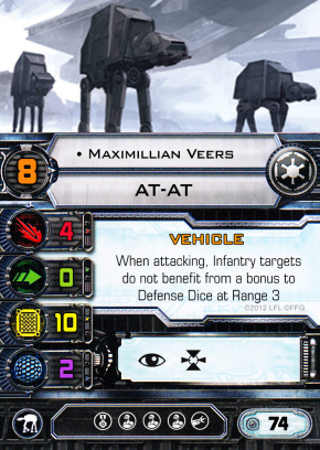 AT-AT - Maximillian Veers